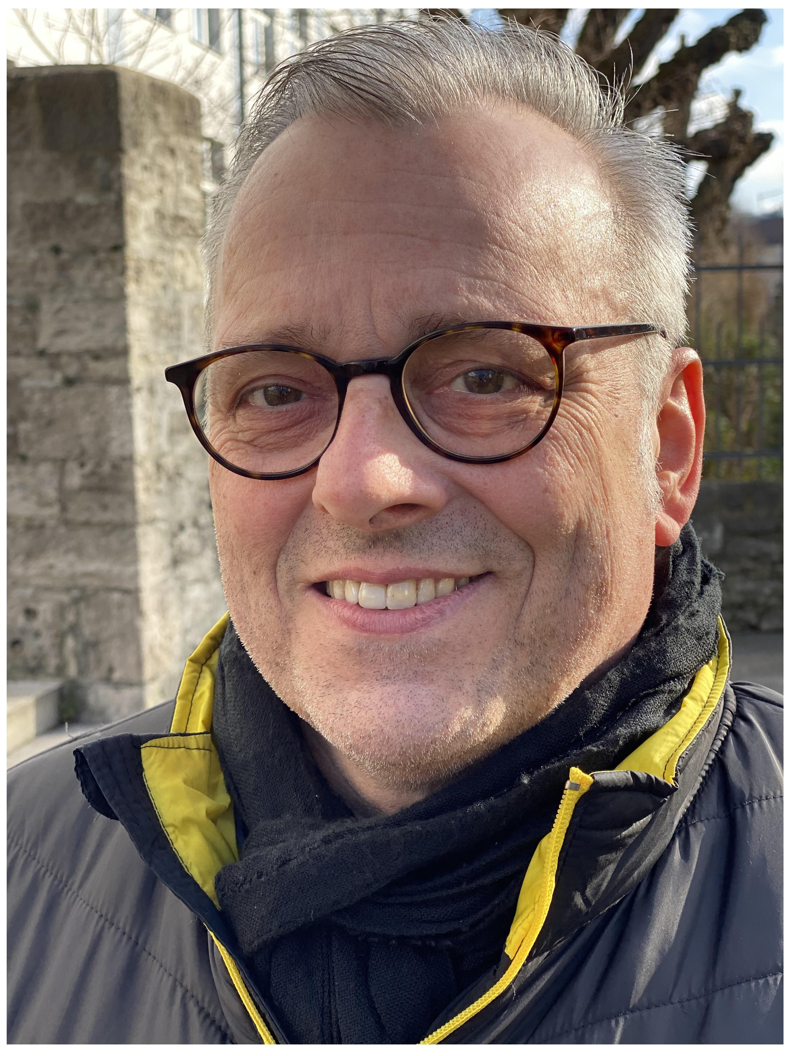 Günter Fasel - Polizeibeamter aus Zell am Main