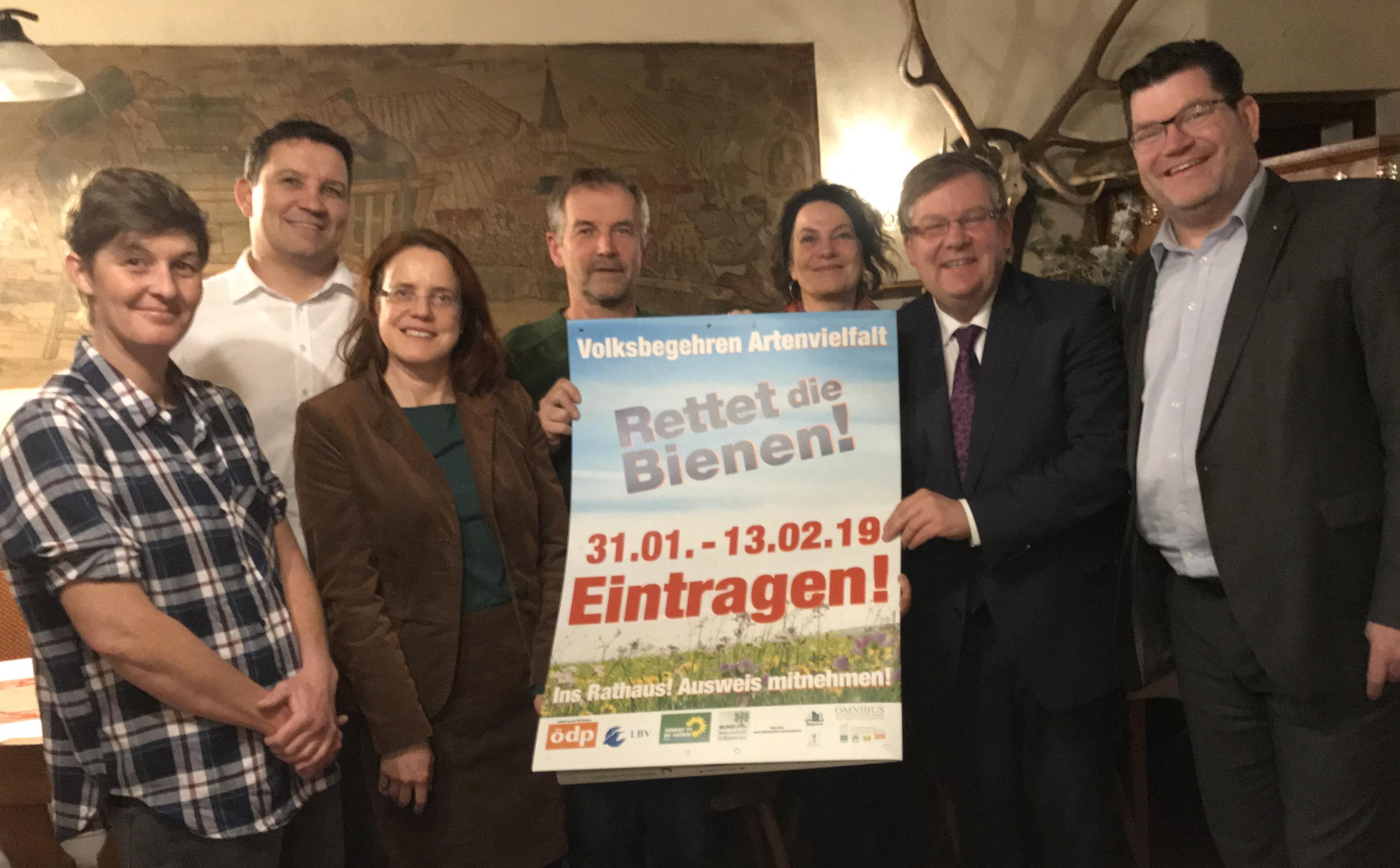 Pressemitteilung zur Gründung unseres Aktionsbündnis im Landkreis - 11.1.2019